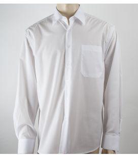 Camisa Blanca Básica Infantil