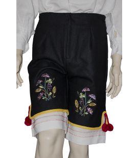 Pantalón bordado Orotava hombre