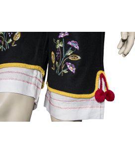 Pantalón bordado Orotava niño