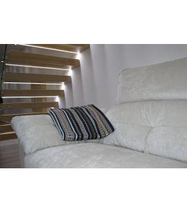 Manta de sofá S2 marino oro