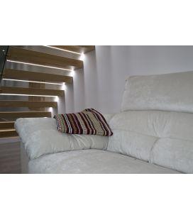 Manta de sofá S2 vino oro