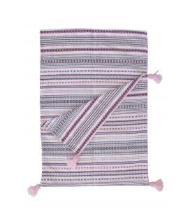 Saco de carro - S2 rosa lila