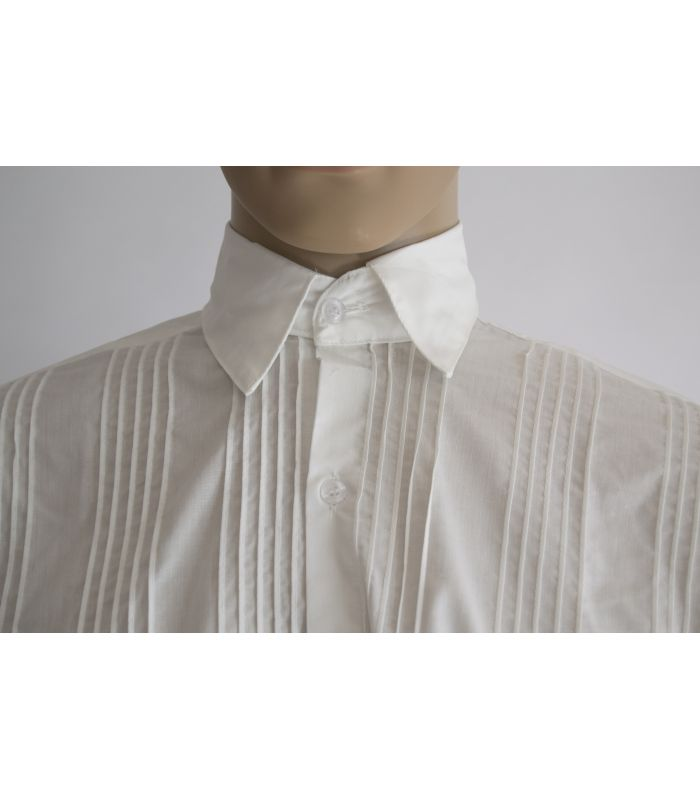 camisa alicante cuello pico