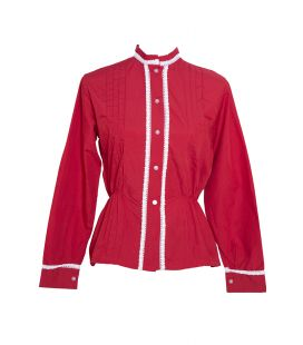 Blusa Lisa Petra Rojo